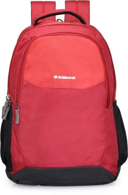 Aristocrat Dio 01 Red 24 L Backpack