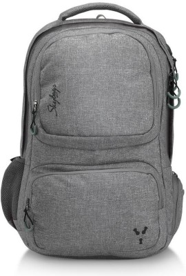 Skybags Crew 04 Grey 32 L Laptop Backpack