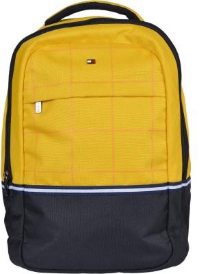 Tommy Hilfiger Biker Club Atlas 21.6 L Medium Laptop Backpack