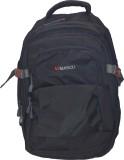 Masco HL529 3 L Laptop Backpack (Black)