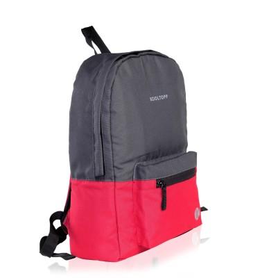 "Kooltopp Walter 15 inch Bag for  15.6\"" HP, 15.6\""to Lenovo, 15.6\"" Dell, 15.4\"" Apple Macbook, 15.6\"" Sony, 15.6\"" Acer, 15.6\"" Asus Laptops  15 L Laptop Ba available at Flipkart for Rs.499"