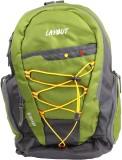 Layout Edge 25 L Medium Backpack (Green)