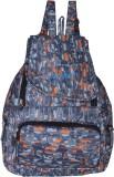Justgear Backpack-JG_102_Grey 20 L Backp...
