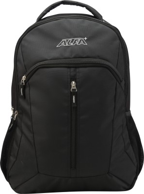 Alfa Jazz lp backpack black 25 L Laptop Backpack