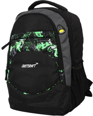 Justcraft Toyota Green 30 L Backpack