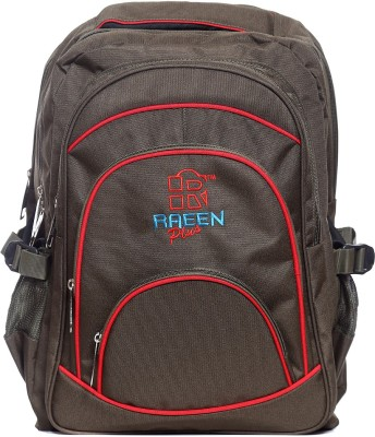Raeen Plus Logo 10 L Free Size Backpack