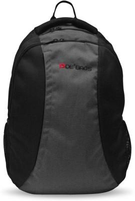 De, Bags Trio-Grey 15 L Backpack