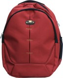Duckback solo 5 L Backpack (Red, Green)