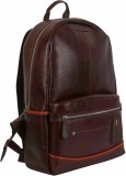 Tortoise Leather 27 L Backpack (Brown)