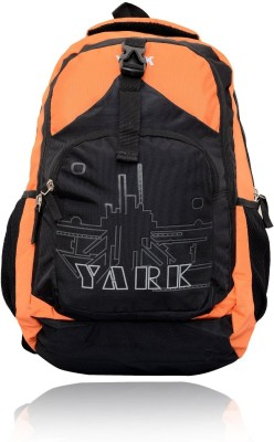 Yark Waterproof (BlackOrange) 21.5 L Backpack