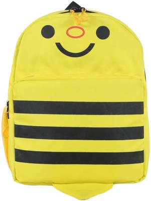 Bleu School Kids Bag - 14 Inches - BEE Shape boys Girls Bag - 29 14 L Backpack
