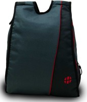 Harissons Bling 18 L Small Backpack(Red, Grey) best price on Flipkart @ Rs. 606