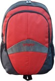 Starx BP-AK-01 25 L Backpack (Red, Grey)