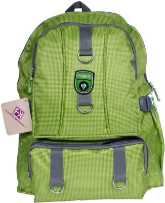 Fashion Knockout Cheakered Box Green 5 L Laptop Backpack