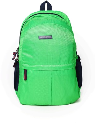 Tommy Hilfiger Converge 19 L Laptop Backpack(GREEN06C)