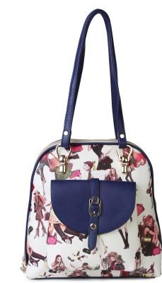 Kleio Printed Casual Backpack/ Sling Bag 1 L Backpack