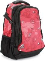 Wildcraft Aero VO Backpack(Black, Pink)