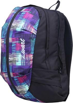 Zwart CROCO-LPP 25 L Laptop Backpack