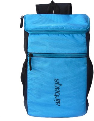 airbags college blue 2.5 L Laptop Backpack