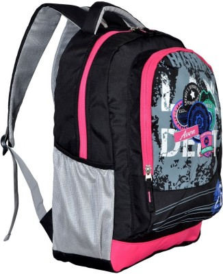 Avon AVON-HP-BP-BLKPINK 30 L Backpack