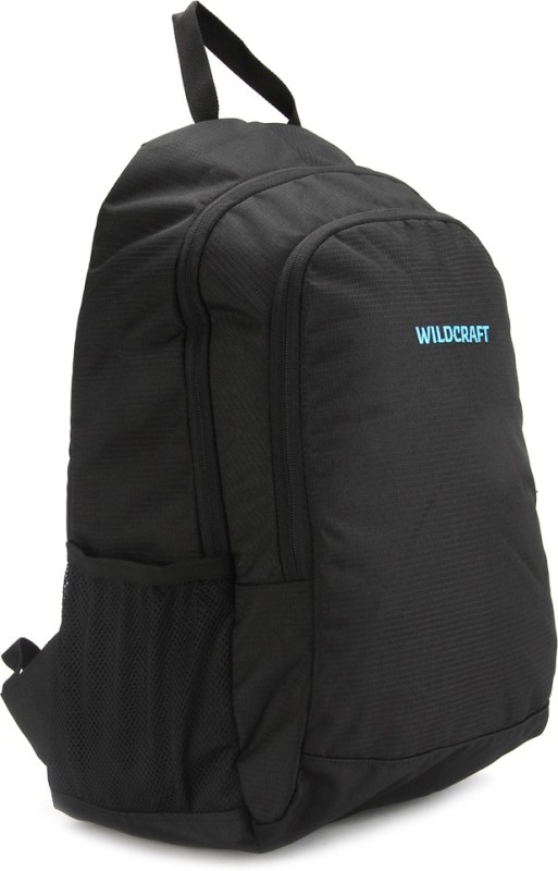 Wildcraft Pivot Backpack(Black)