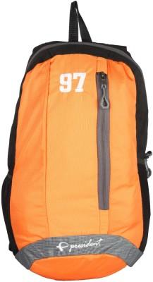 President QUEST-ORANGE 20 L Backpack