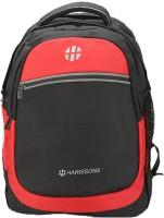 Harissons Vital 36 L Free Size Backpack(Red, Black) best price on Flipkart @ Rs. 1254
