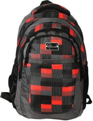 Hawai Checkered Style 15.4 L Medium Backpack