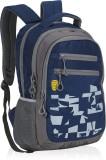 Novex Crestor 35 L Backpack (Blue)