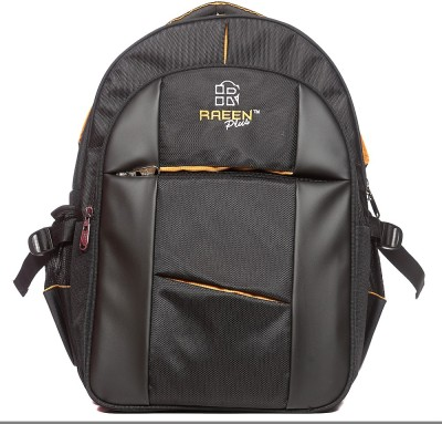 Raeen Plus Fome-Black/Yellow 10 L Backpack