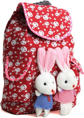 Pochette Red Women & Girl 10 L Backpack
