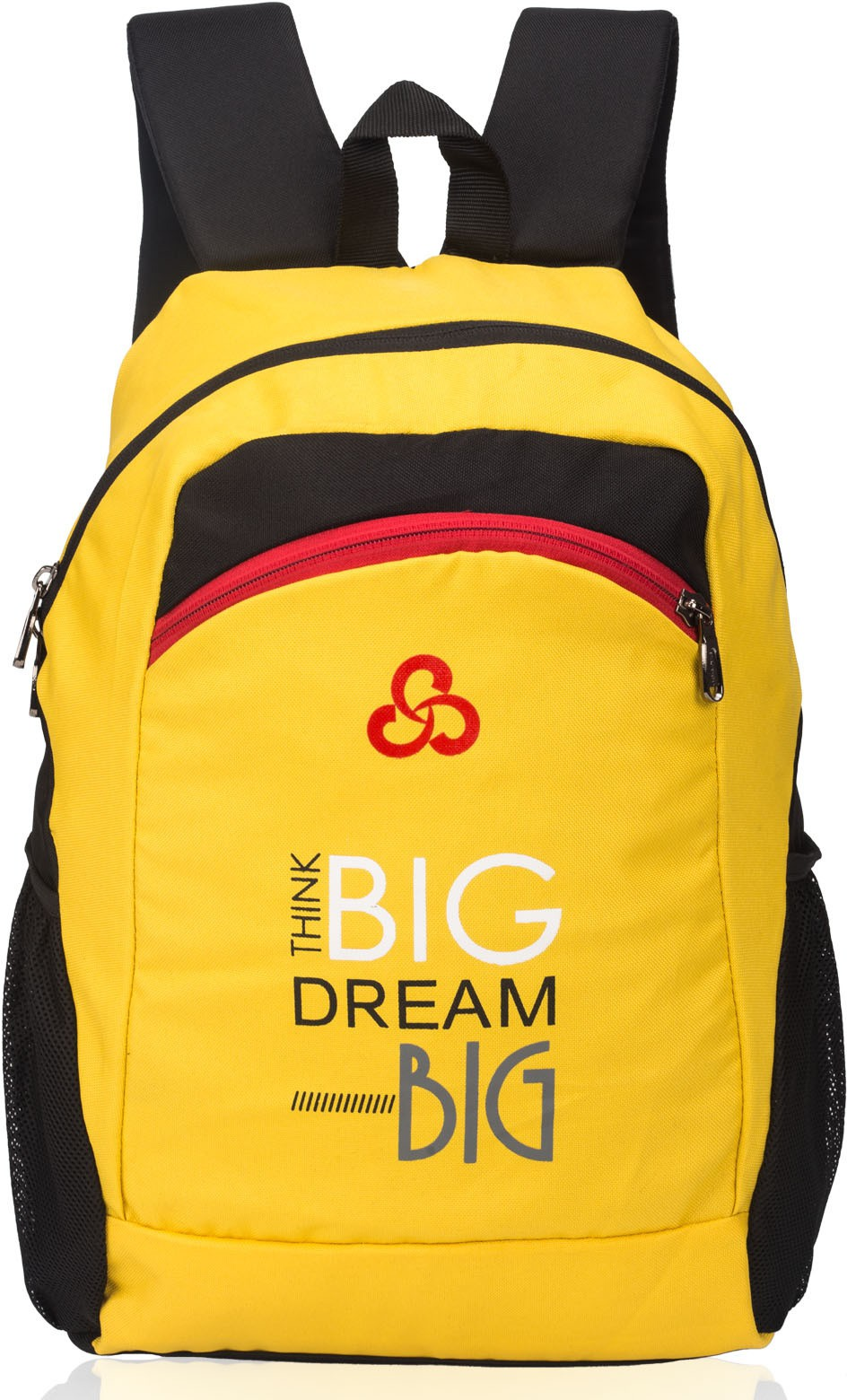 83a67100e1c9a7 Cosmus Think Big College Casual Bag 30 L Backpack(Yellow