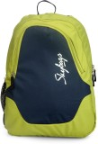 Skybags Groove 1 Backpack (Green)