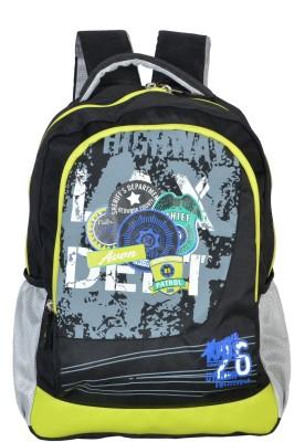 Avon Highway Patrol green 30 L Backpack