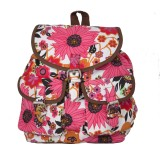 Vogue Tree BRWNFLORAL 5 L Backpack (Brow...