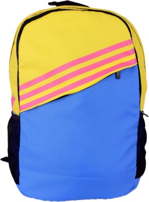 Adidas ST BP 2A 28 L Backpack(Yellow)