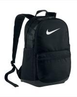 Nike Brazilla Medium 24 L Laptop Backpack(Black)