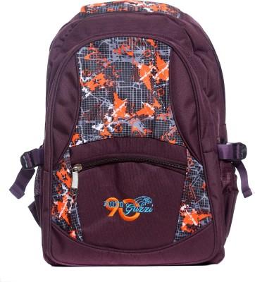 Raeen Plus Moto-Guzzi 10 L Free Size Backpack