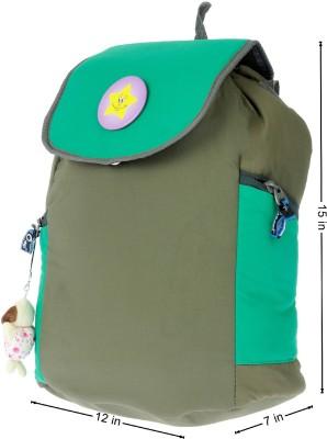 JG Shoppe Neo S9 10 L Medium Backpack