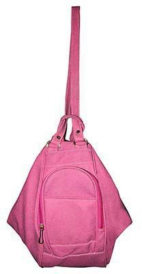 Bagathon India Women's Shoulder Cum Hand Purse 2.5 L Backpack