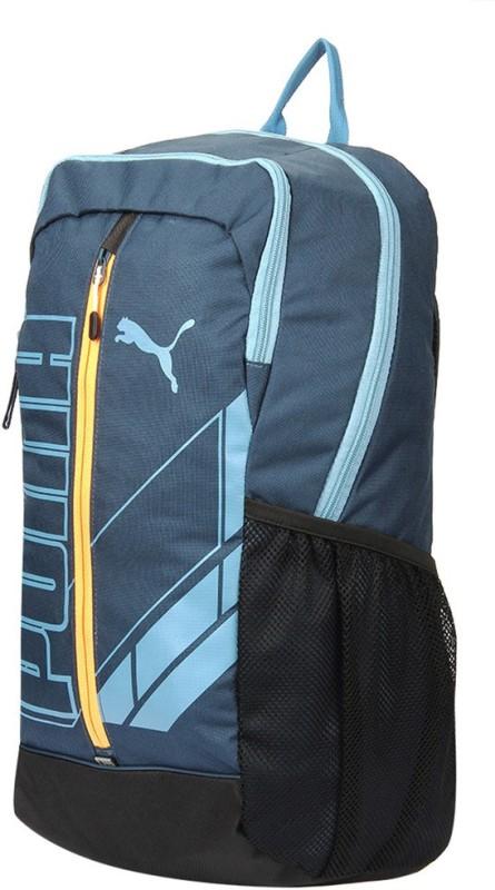 a5215213b9 Puma Puma PUMA Deck II 27 L Laptop Backpack (blue wing teal) 27 L