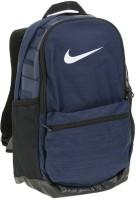 Nike Nike Unisex Navy Blue Brasilia M Backpack 25 L Backpack(Blue)