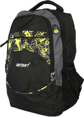 Justcraft Toyota Yellow 30 L Backpack