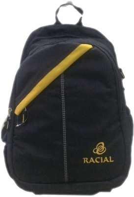 Racial Prajapati 5 L Trolley Laptop Backpack
