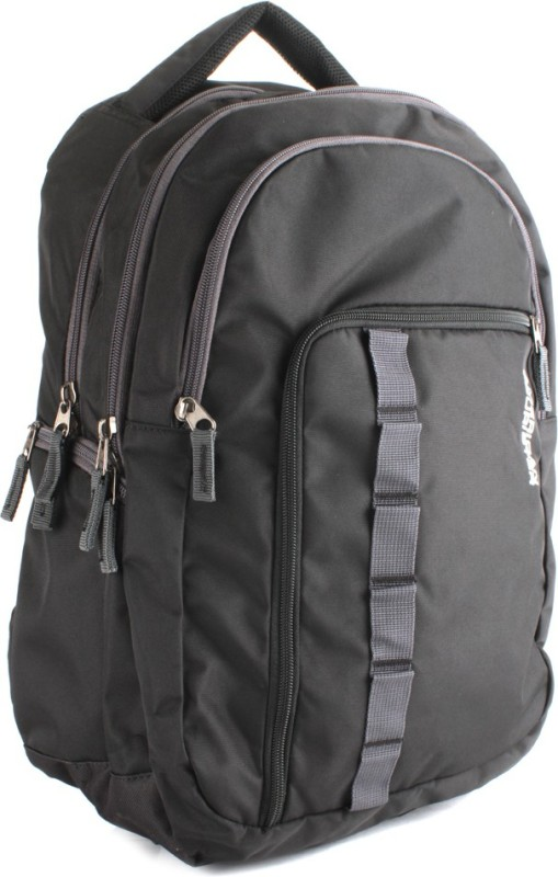 American Tourister AMT 2016 COMET Laptop Backpack(Black)