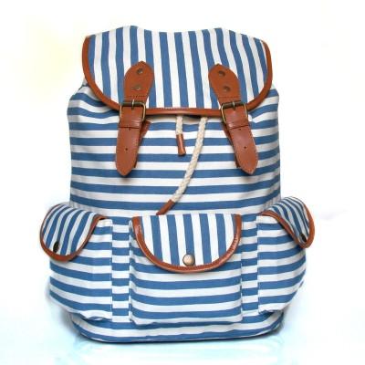 Shaun Design Stripes 12 L Big Backpack