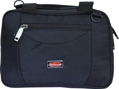 MODERN LUGGAGE Messenger bag Black 3.5 L Backpack