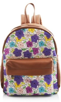 Shaun Design Multi Floral 5 L Backpack