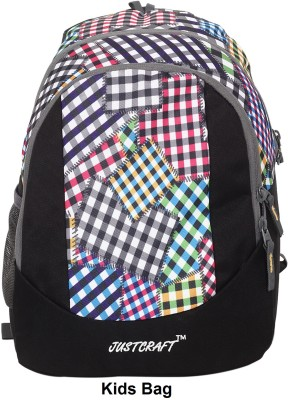 Justcraft Kotak P White Kids and Baby Bag 12 L Backpack