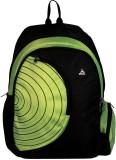 Clubb 2295F 8 L Backpack (Black, Green)